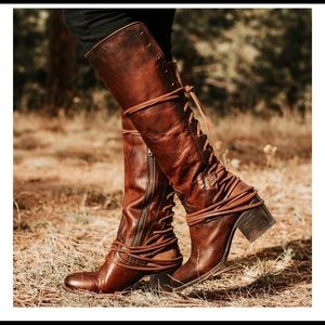 "👢 ""COAL""  FREEBIRD BOOTS in Cognac Color"